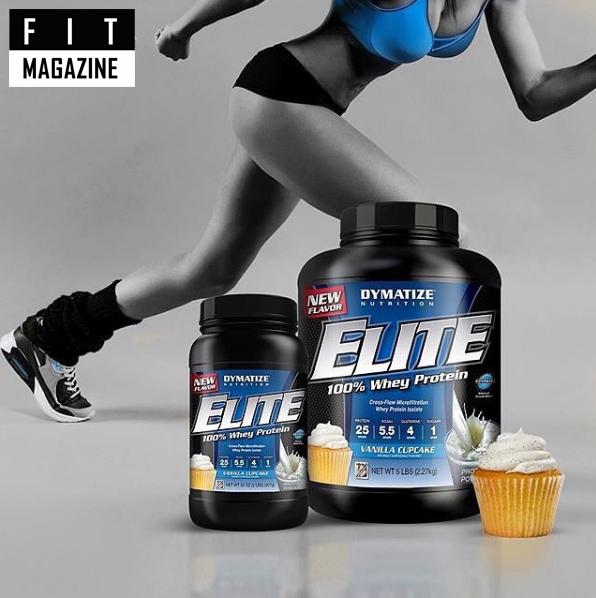 Протеин Dymatize Elite