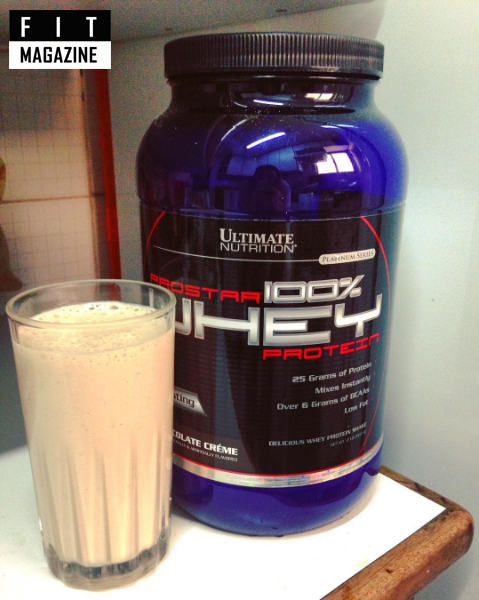 протеин Ultimate Nutrition Prostar 100 Whey Protein