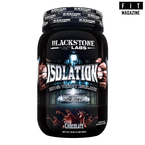 Blackstone Labs Isolation