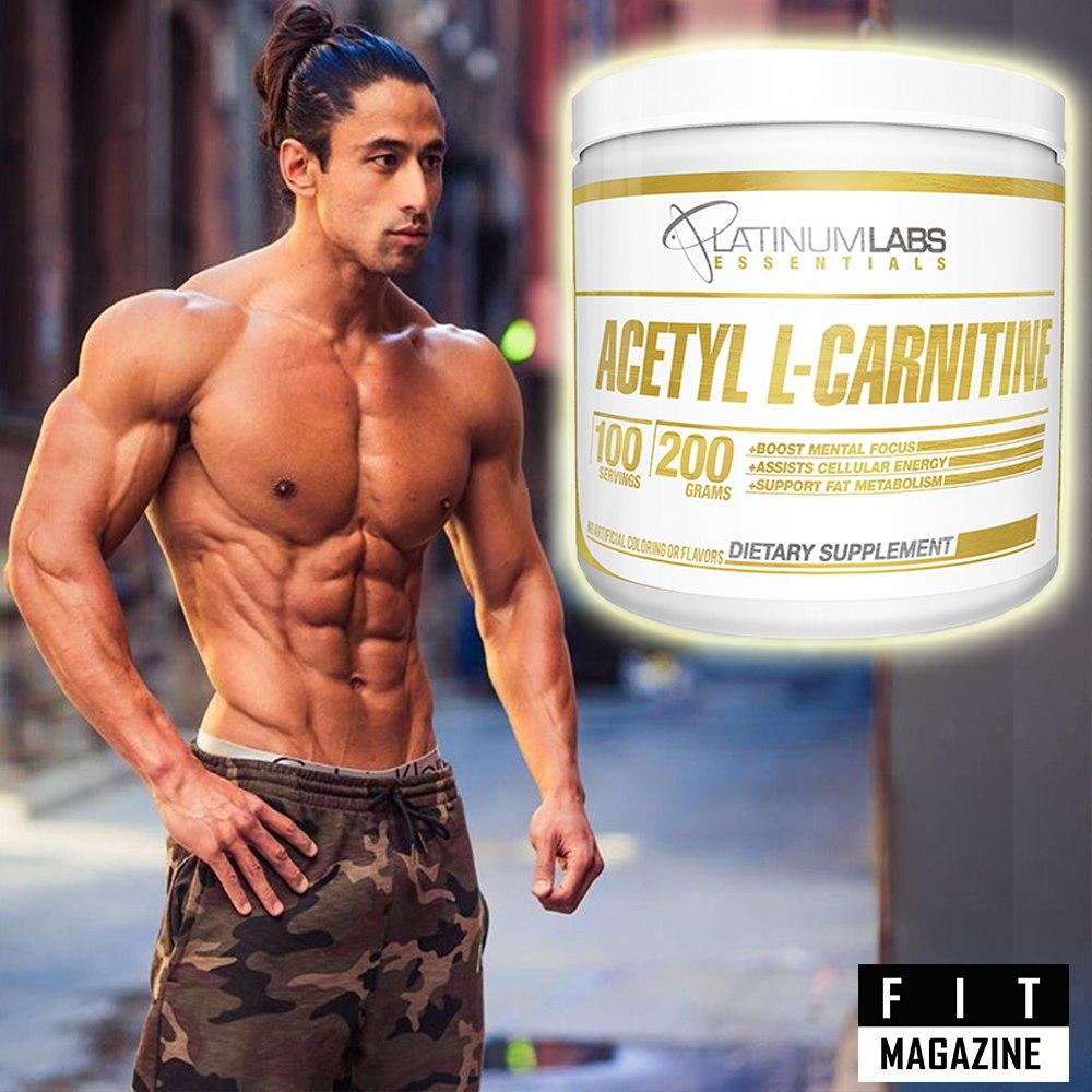 Platinum Labs Acetyl-L-Carnitine – Promo