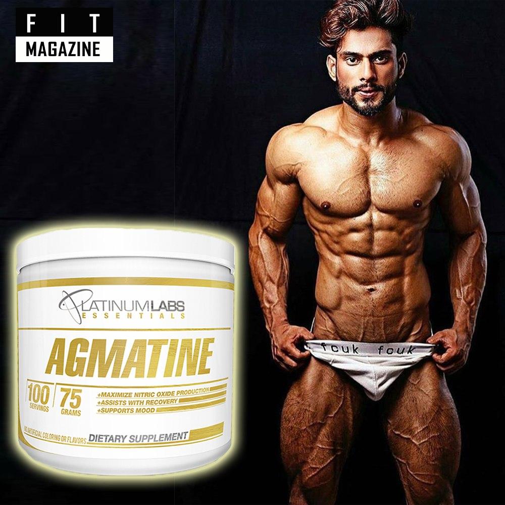 Platinum Labs Agmatine – Promo