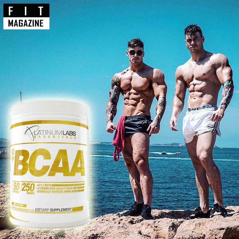 Platinum Labs Essentials BCAA – Promo