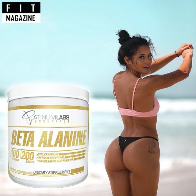 Platinum Labs Beta Alanine – Promo