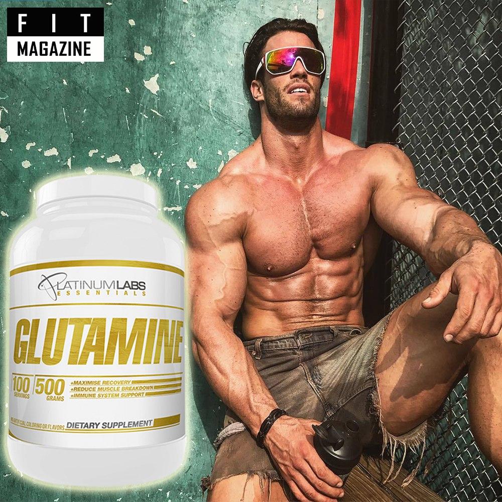 Platinum Labs Glutamine – Promo