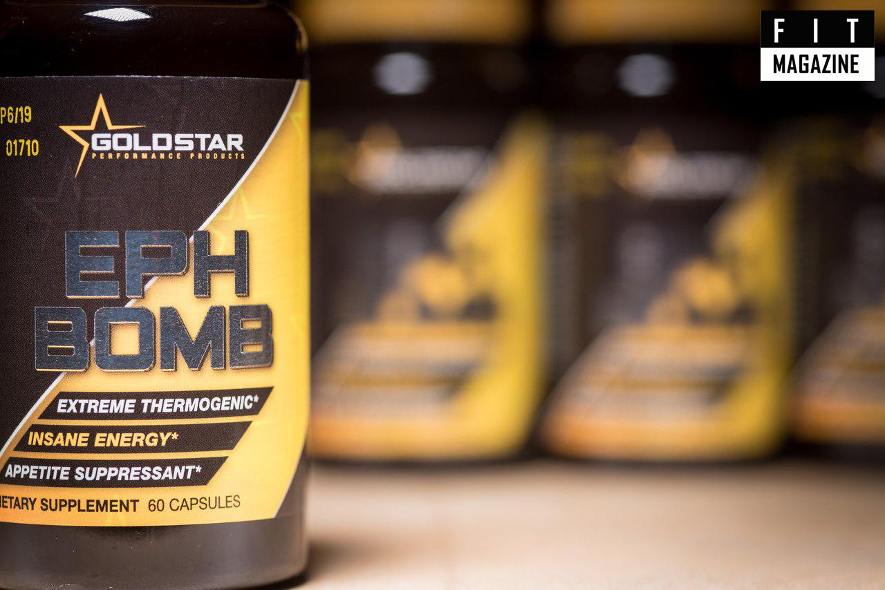 Gold Star EPH Bomb