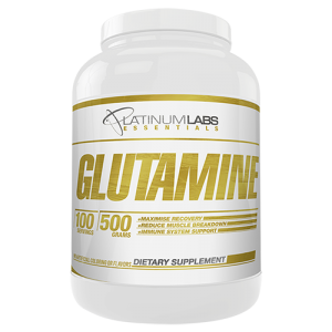 Platinum Labs Glutamine