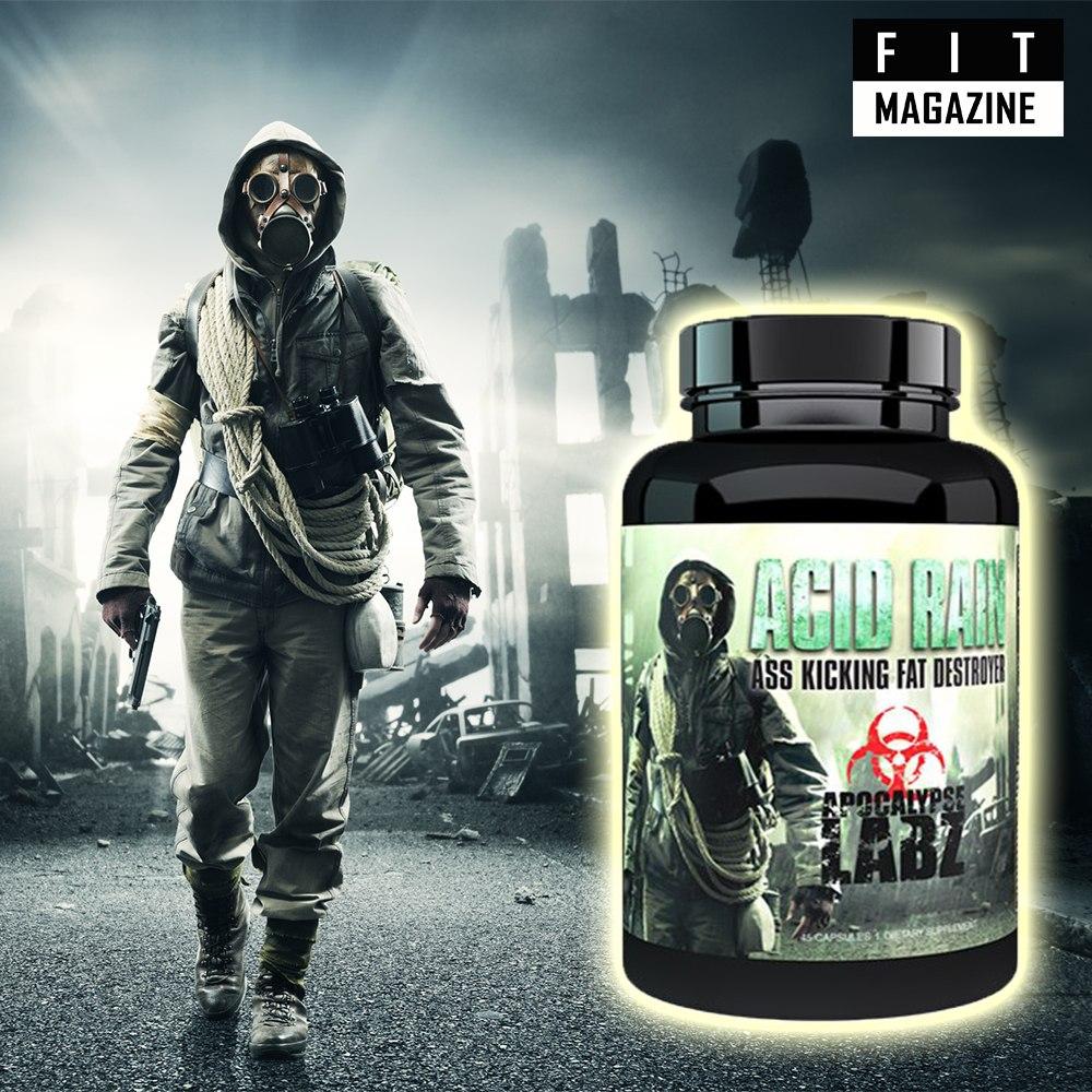 Apocalypse Labz Acid Rain – Promo