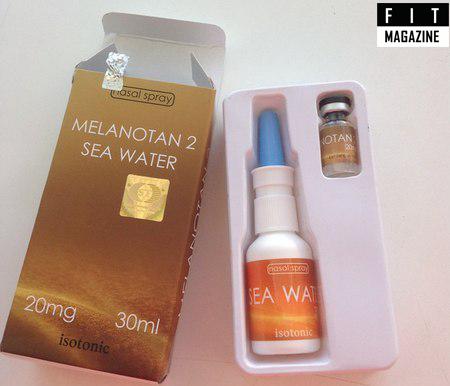 Меланотан 2 спрей