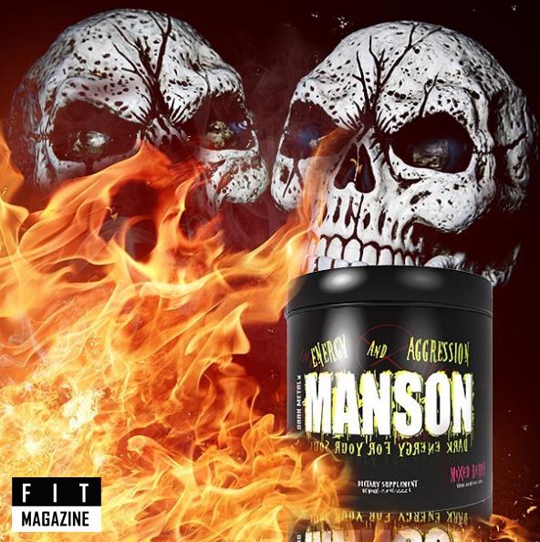 Insane Labz Dark Metal Manson промо