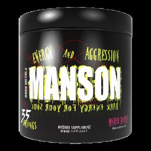 Insane Labz Dark Metal Manson