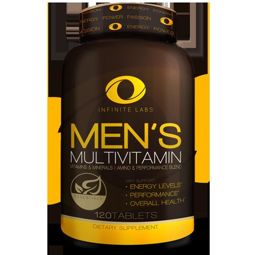 Infinite Labs Men's Multivitamin