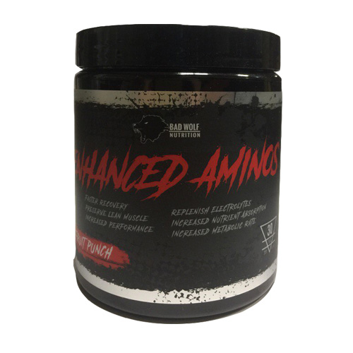 Bad Wolf Nutrition Enhanced Aminos