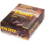 Протеиновый батончик Iso Best Enjoy Protein Bar «Шоколад» (коробка)