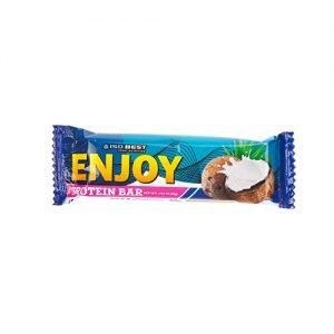 Протеиновый батончик Iso Best Enjoy Protein Bar «Кокос»