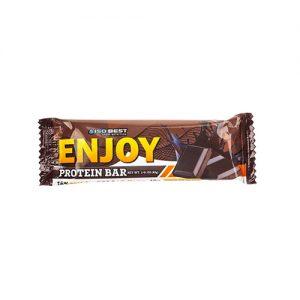 Протеиновый батончик Iso Best Enjoy Protein Bar «Шоколад»