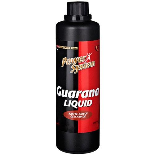 Power System Guarana Liquid