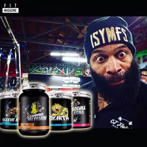 Стек от Iron Addicts Brand «Get your ass to the gym!»
