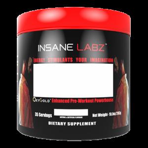 Insane Labz No name Pre-workout