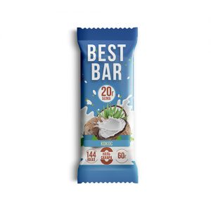 Протеиновый батончик Iso Best Best Bar «Кокос»