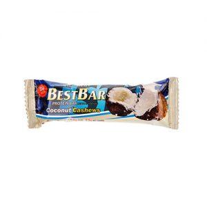 Протеиновый батончик Iso Best Best Bar «Кокос-кешью»