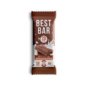 Протеиновый батончик Iso Best Best Bar «Шоколадный брауни»