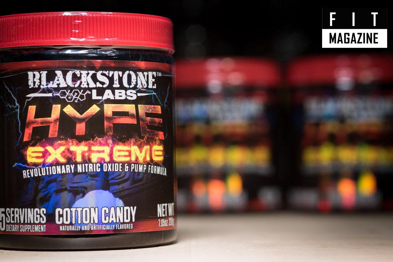 Blackstone Labs Hype Extreme