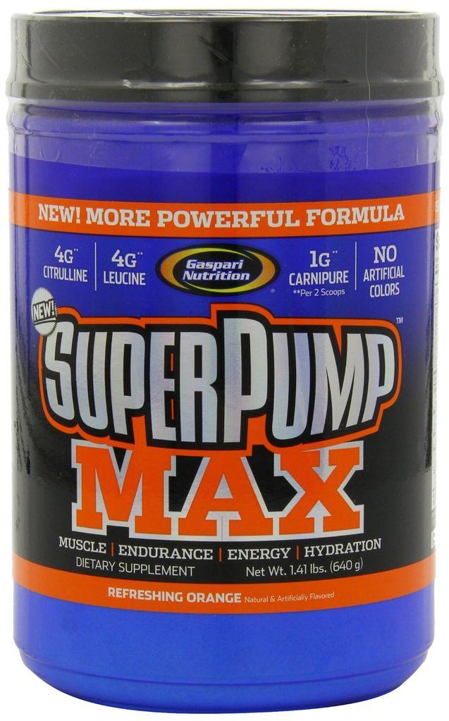 Super Pump 250 MAX