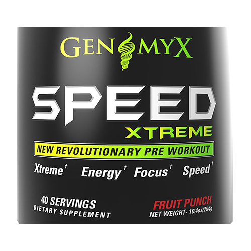 Genomyx Speed Extreme