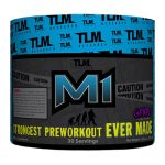 TLM Research M1 Extreme Preworkout