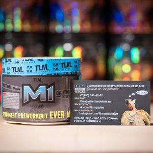 TLM Research M1 Extreme Preworkout