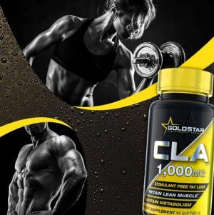 Gold Star CLA 1000 mg