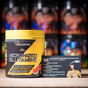 Gold Star Glutamine