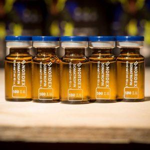 Nordex Somatropin (5 флаконов по 100 ЕД) 6000 руб за 100 ЕД