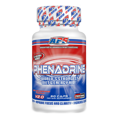 APS Nutrition Phenadrine