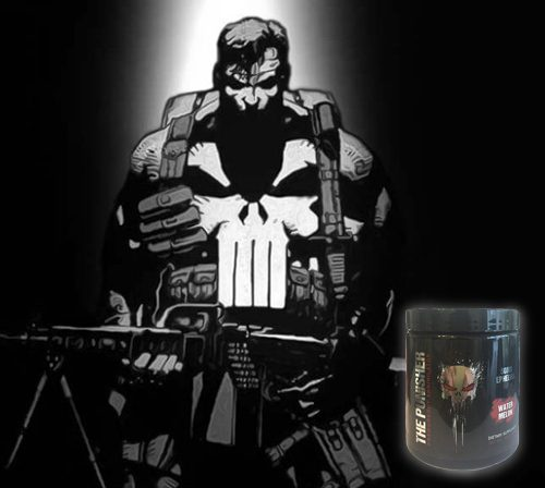 R.E.D. Labs The Punisher