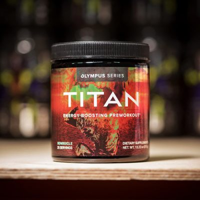 Chaos and Pain Titan