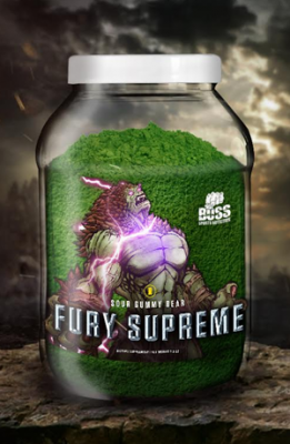 Boss Sport Nutrition Fury Supreme