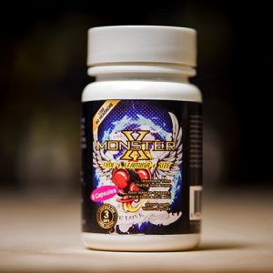 Monster X Male Enhancement Pill 1350