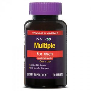 Multiple for Men Multivitamin