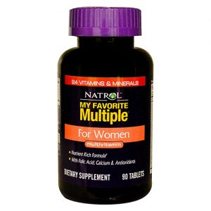 Natrol Multiple for Women Multivitamin