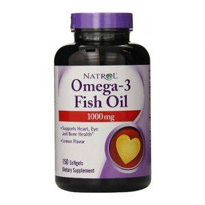 Natrol Omega-3 1000 мг