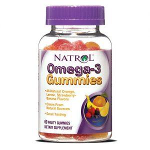 Natrol Omega 3 Gummies