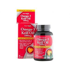 Natrol Omega Krill Oil 1000 мг