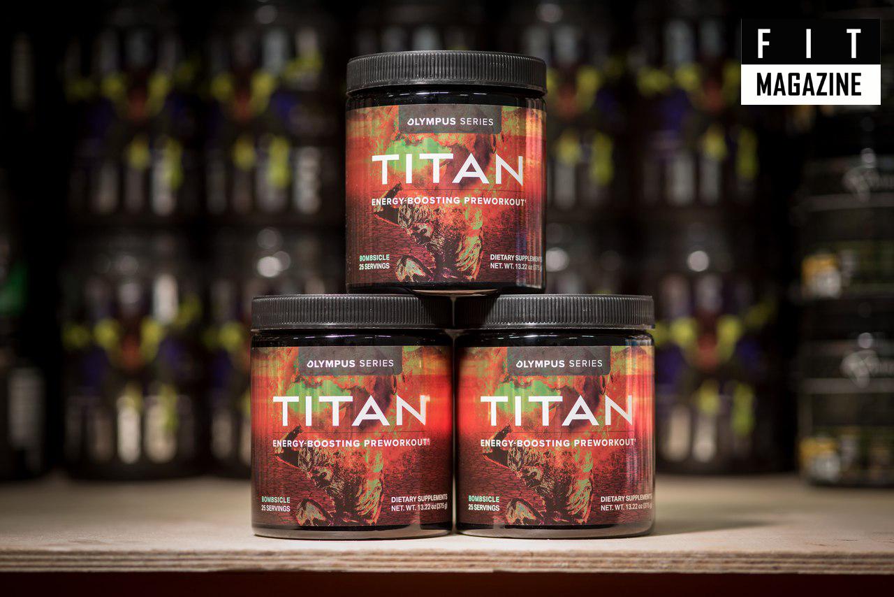 Olympus Series Titan