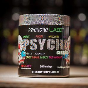 Psychotic Labz Psycho Circus