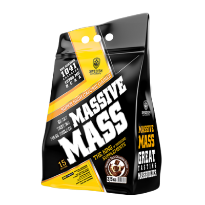 Swedish Supplements Massive Mass