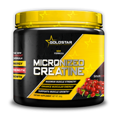 Gold Star Creatine