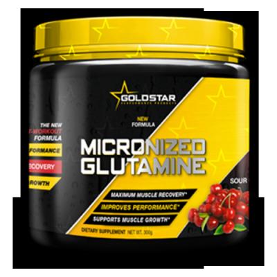 Gold Star Glutamine