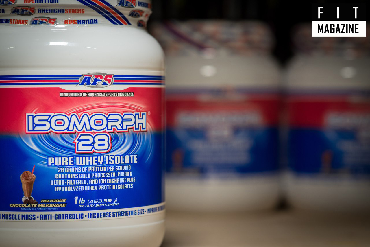 APS Nutrition Isomorph 1Lb