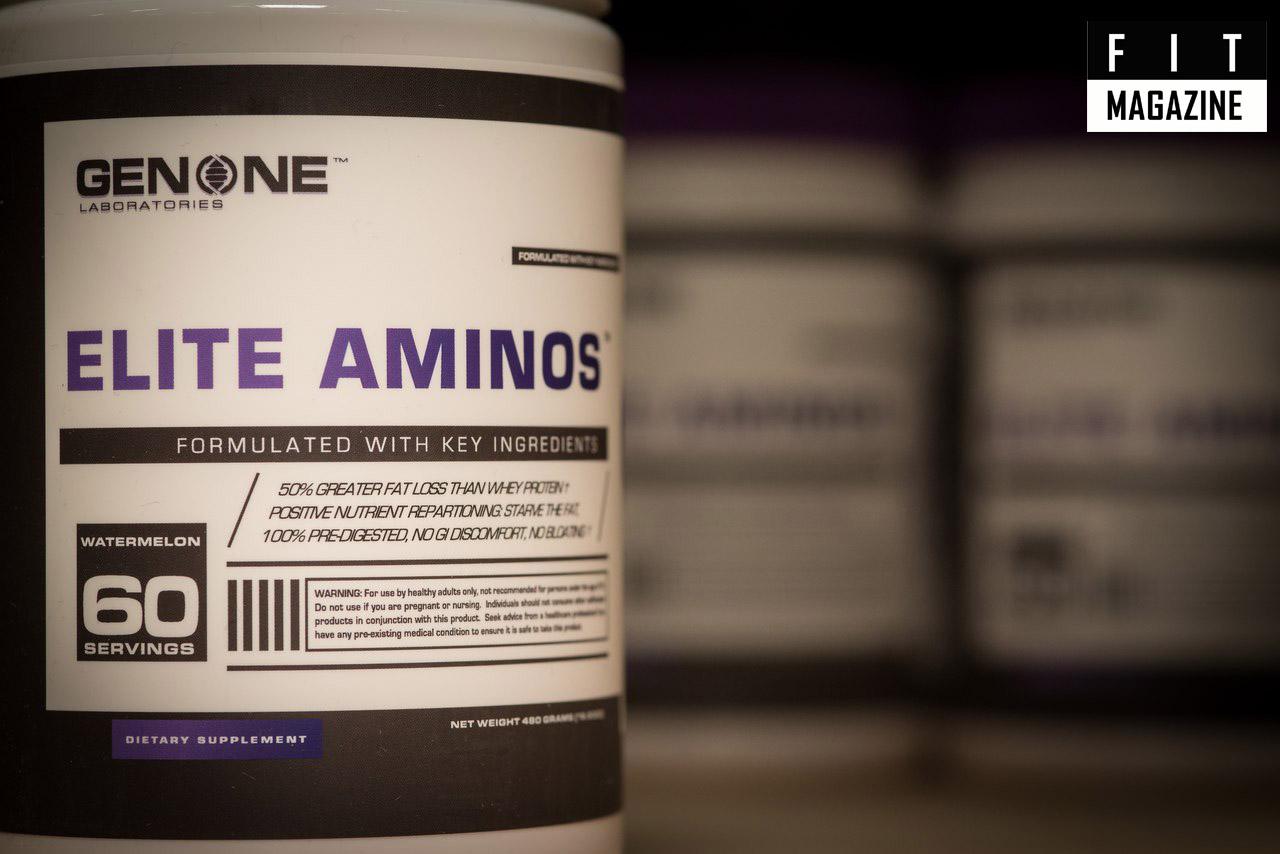Genone Elite Aminos